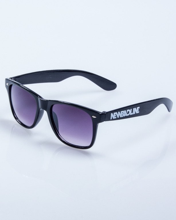 OKULARY CLASSIC BLACK FLASH BLACK TONAL 520