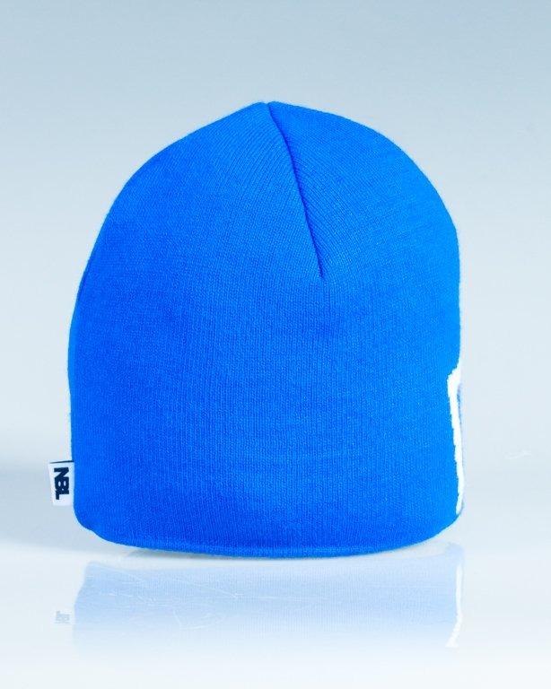 CZAPKA ZIMOWA ICON BLUE