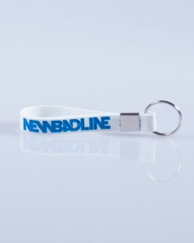 NEW BAD LINE BRELOK CLASSIC WHITE-BLUE
