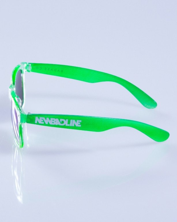 NEW BAD LINE OKULARY CLASSIC SHADOW MIRROR 176