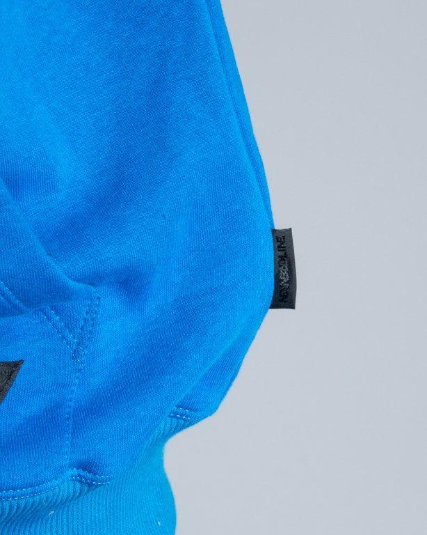 BLUZA HOODIE ICON BLUE