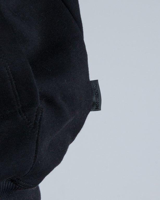 BLUZA HOODIE SWAG BLACK