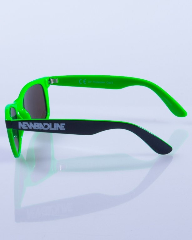 NEW BAD LINE OKULARY CLASSIC INSIDE MIRROR 374