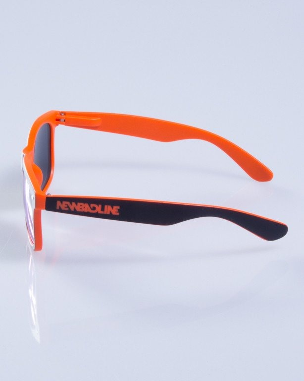NEW BAD LINE OKULARY CLASSIC INSIDE MIRROR MAT 148