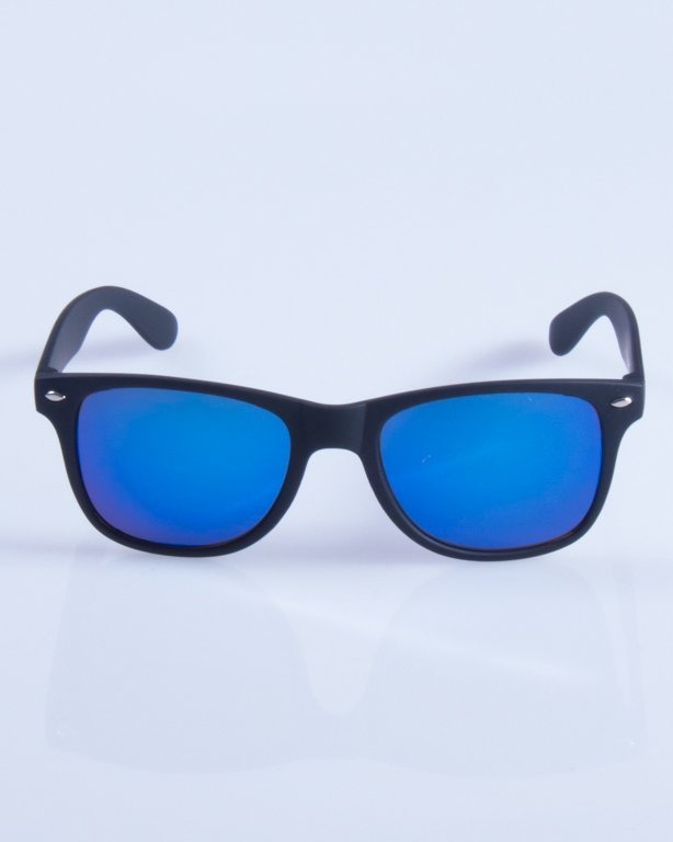 NEW BAD LINE OKULARY CLASSIC MIRROR RUBBER 331