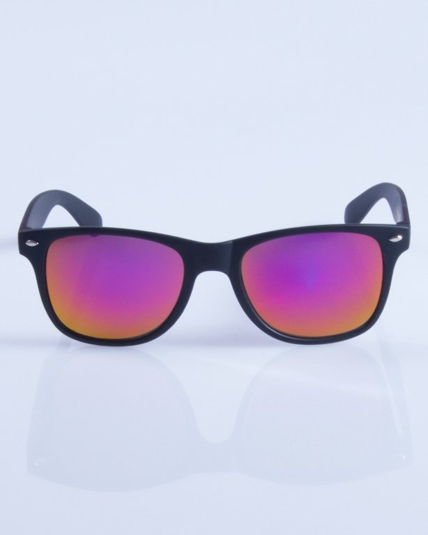 NEW BAD LINE OKULARY CLASSIC MIRROR RUBBER 342