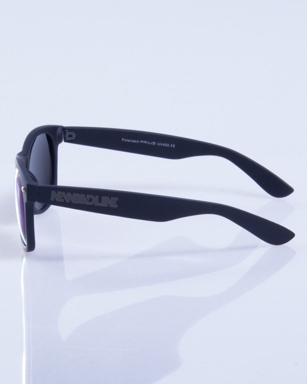 NEW BAD LINE OKULARY CLASSIC POLARIZED RUBBER 304