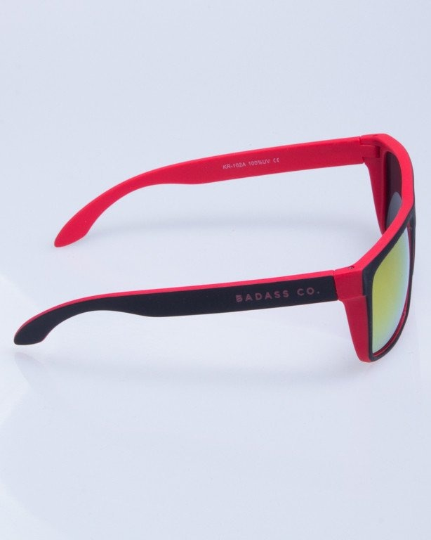 NEW BAD LINE OKULARY HIGH INSIDE MIRROR RUBBER 282