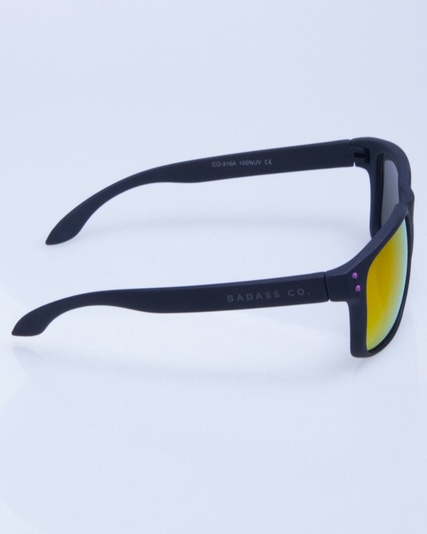 NEW BAD LINE OKULARY POINT MIRROR RUBBER 275