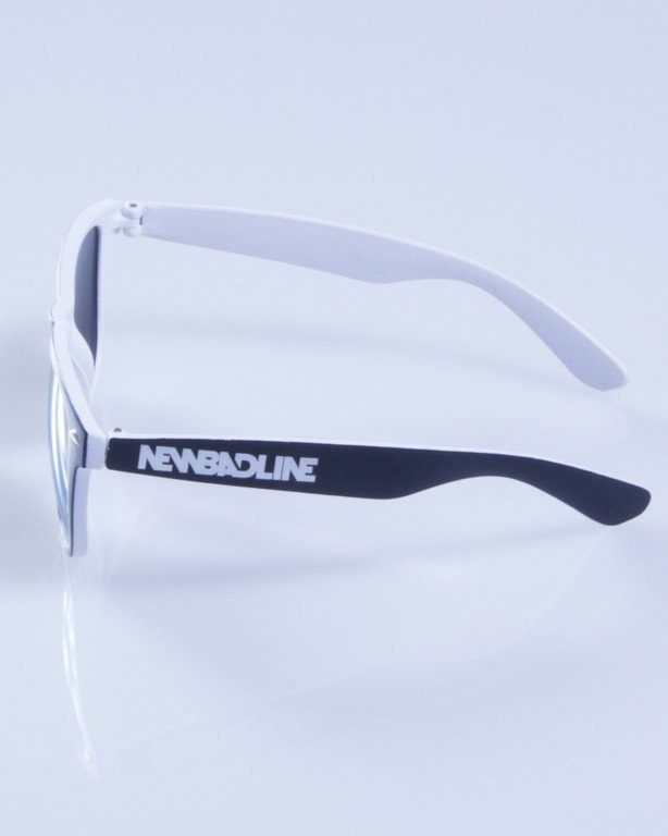 NEW BAD LINE OKULARY ROUND INSIDE MIRROR MAT 193