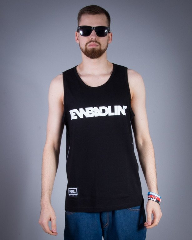 NEW BAD LINE TANK TOP CLASSIC BLACK