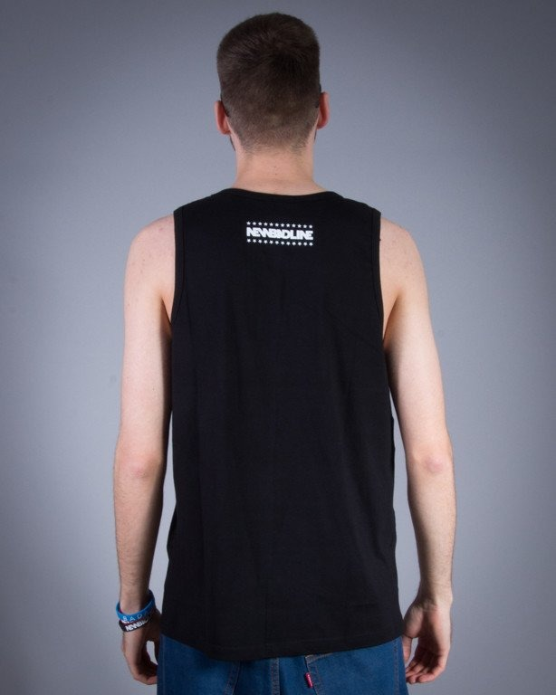 NEW BAD LINE TANK TOP SWAG BLACK