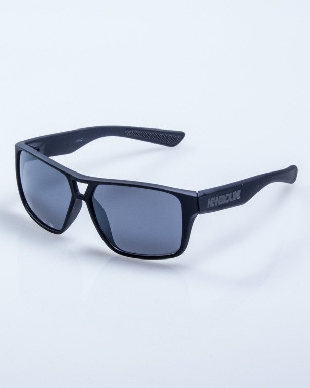 OKULARY BIG RAPID BLACK RUBBER BLACK 540