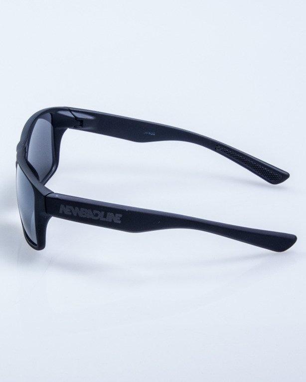 OKULARY BIG RAPID BLACK RUBBER BLACK 540