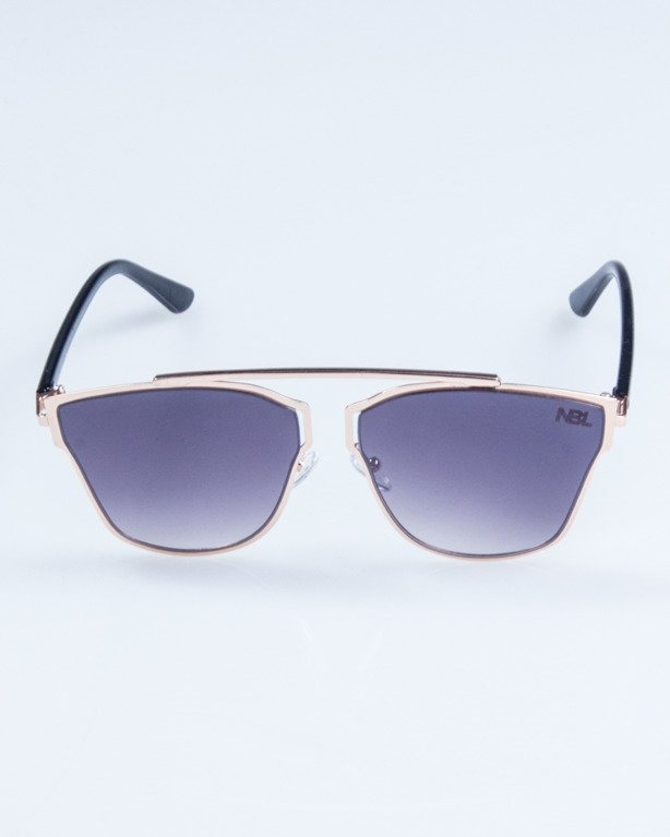 OKULARY LADY FUTURE GOLD BLCK 723