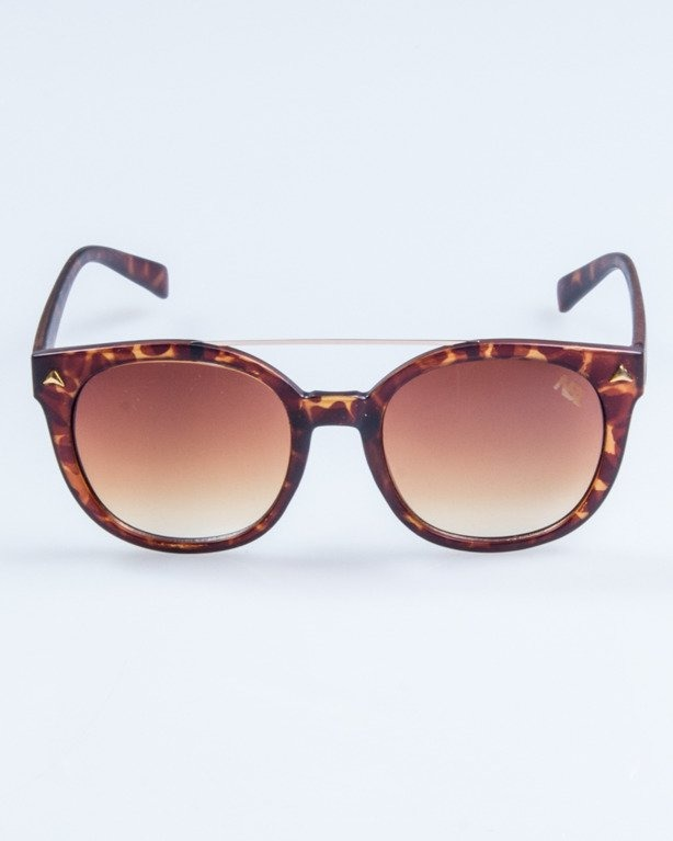 OKULARY LADY GET PANTERA BROWN MAT BROWN 727