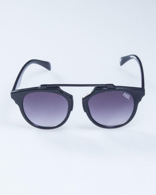 OKULARY LADY ROSH BLACK-BLACK 935
