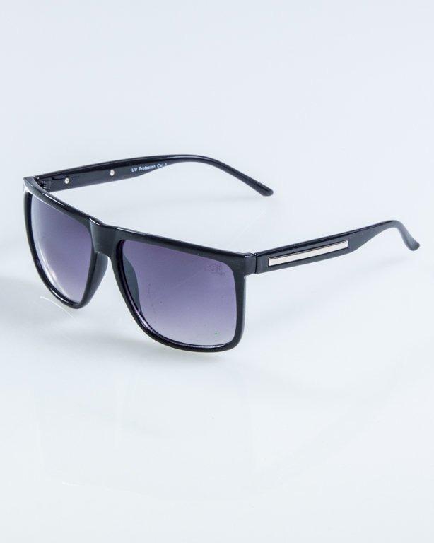 OKULARY NARROW BLACK FLASH BLACK 920