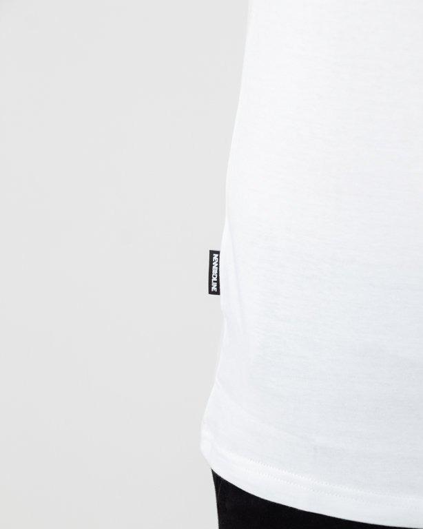 T-SHIRT CIRCLE WHITE