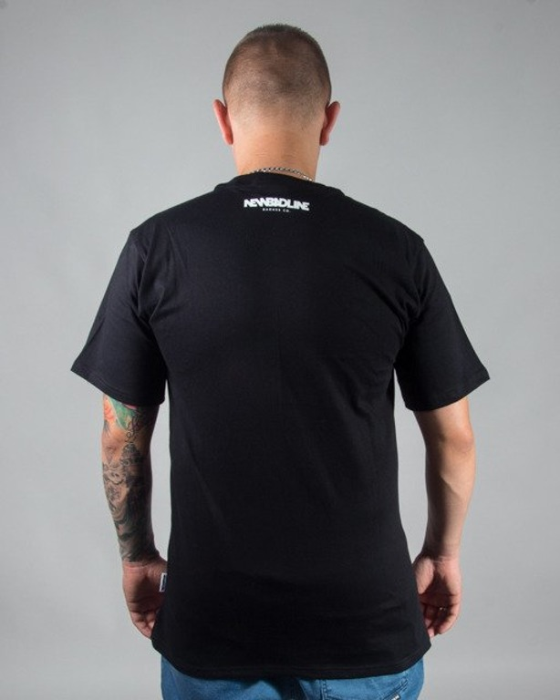 T-SHIRT CRIME BLACK