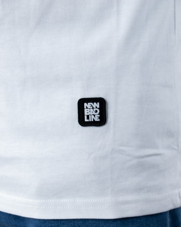 T-SHIRT CUT ICON WHITE