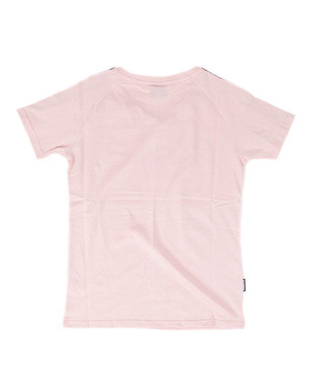 T-SHIRT DAMSKI ROSE PINK