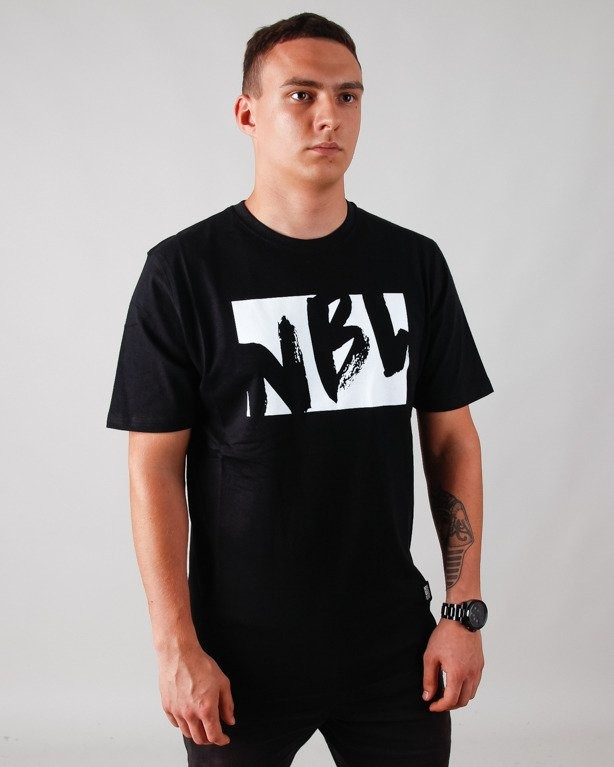 T-SHIRT DRAW BLACK