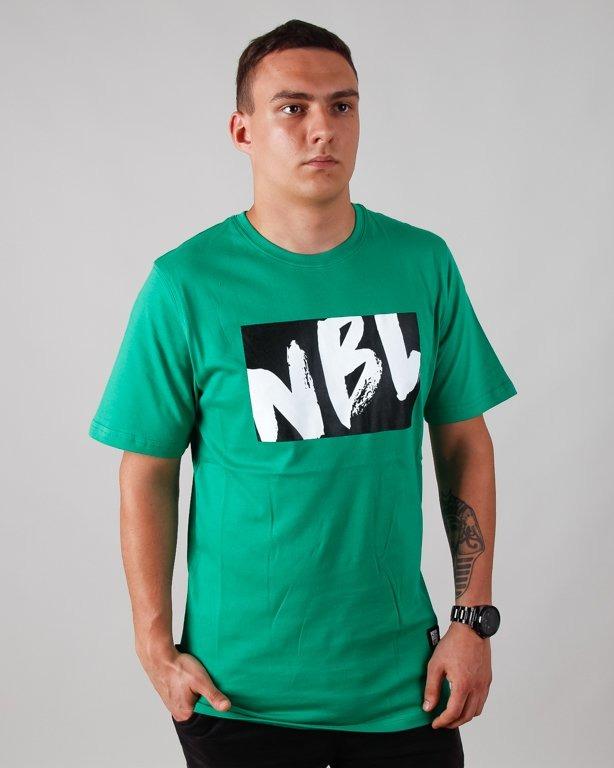 T-SHIRT DRAW GREEN