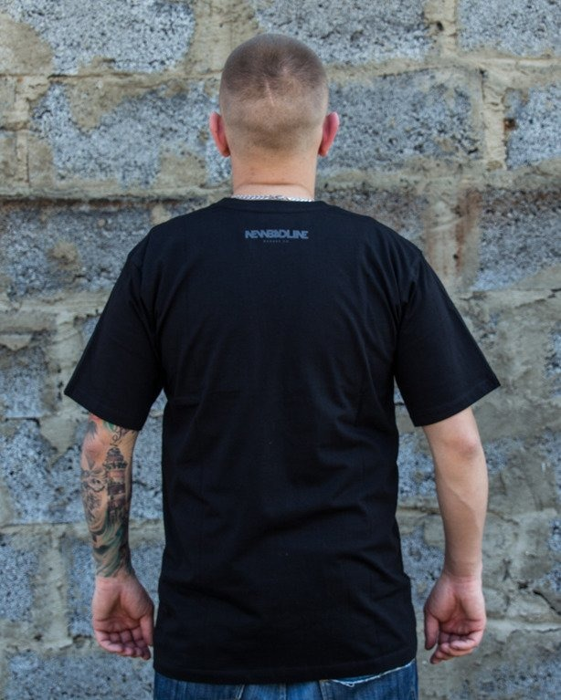 T-SHIRT ICON BLACK ON BLACK