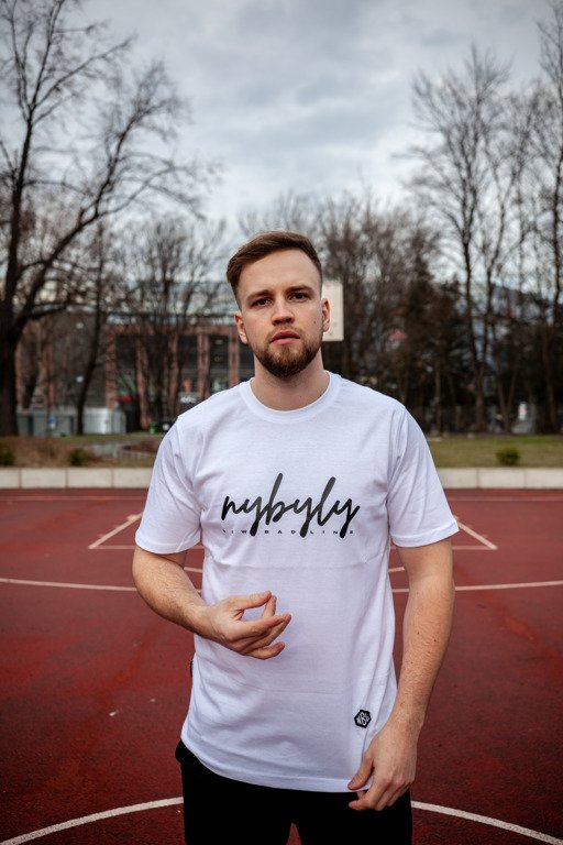 T-SHIRT NYBYLY WHITE
