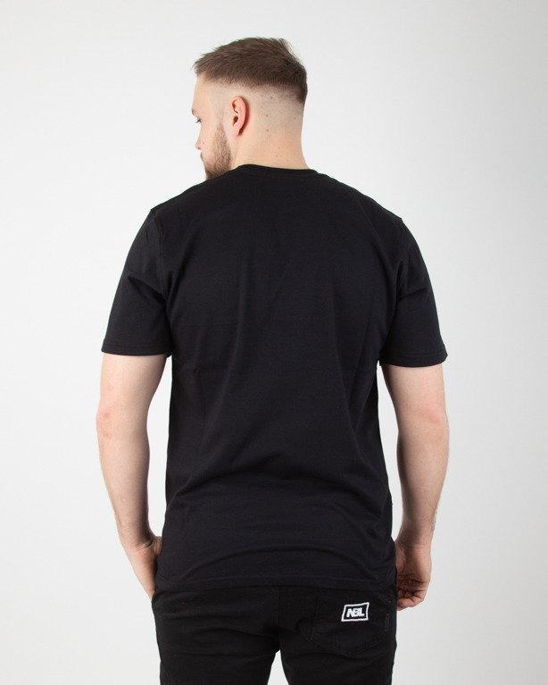 T-SHIRT OUTLINE BLACK