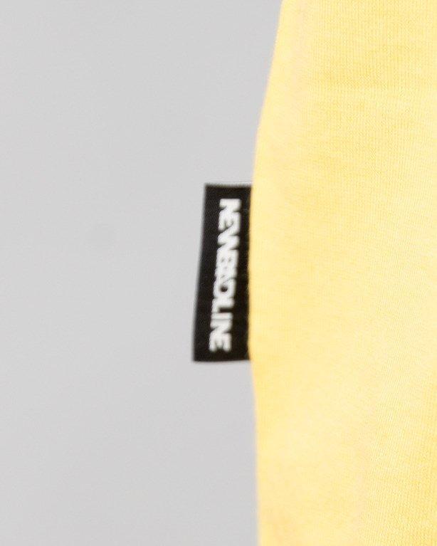 T-SHIRT ROMB YELLOW